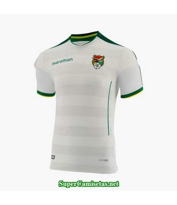 segunda equipacion camiseta bolivia copa america 2019