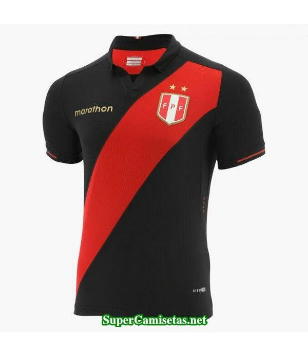 segunda equipacion camiseta peru copa america 2019