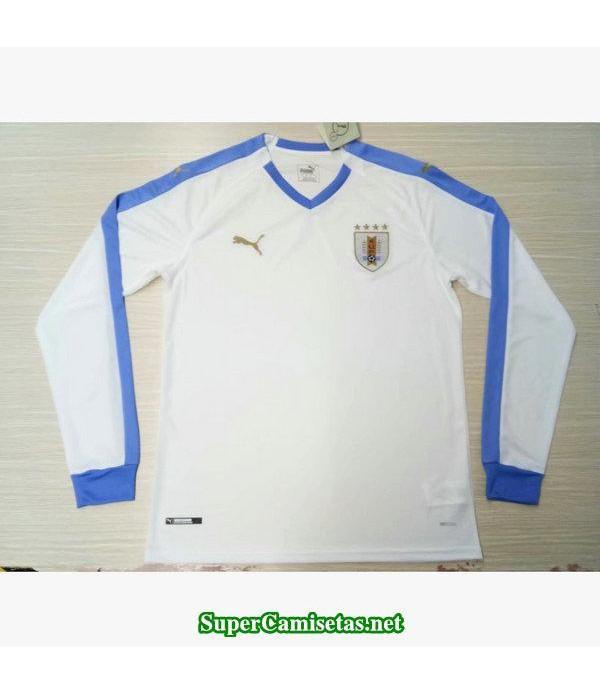 segunda equipacion camiseta uruguay ml 2019/20