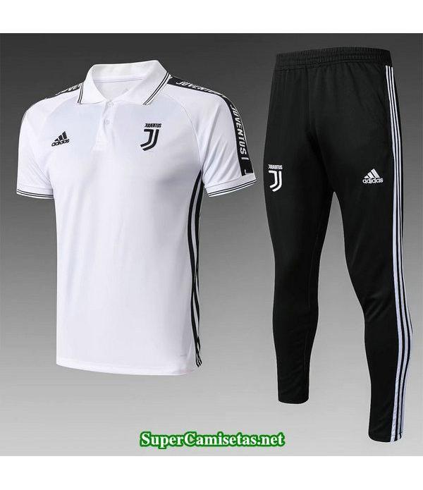 camiseta polo juventus blanco 2019/20