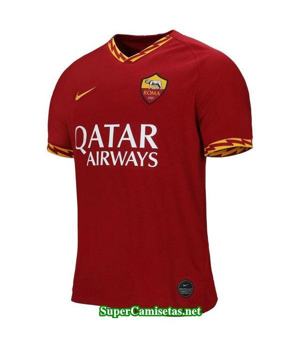 primera equipacion camiseta as roma 2019/20