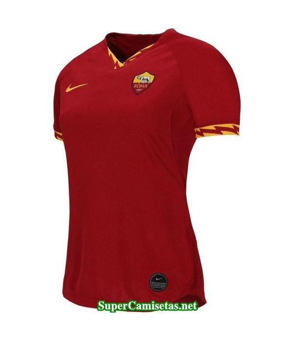 primera equipacion camiseta as roma mujer 2019/20