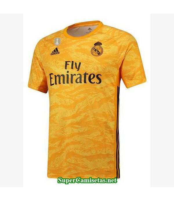 portero equipacion camiseta real madrid 2019/20