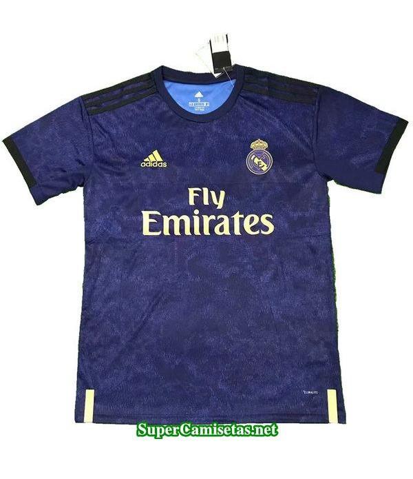 segunda equipacion camiseta real madrid 2019/20