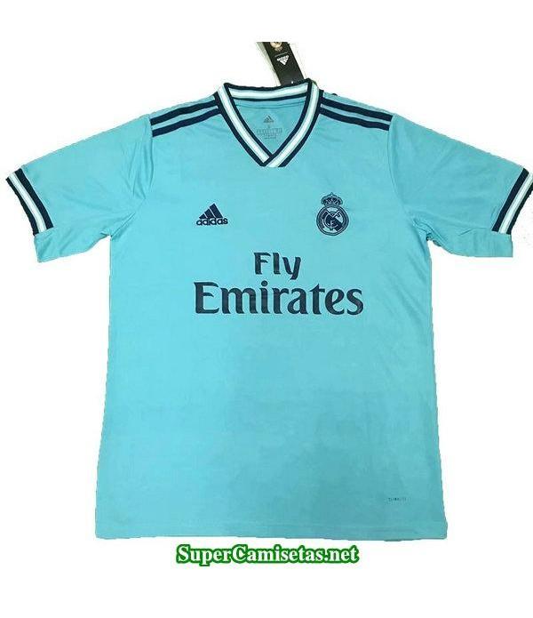 tercera equipacion camiseta real madrid 2019/20