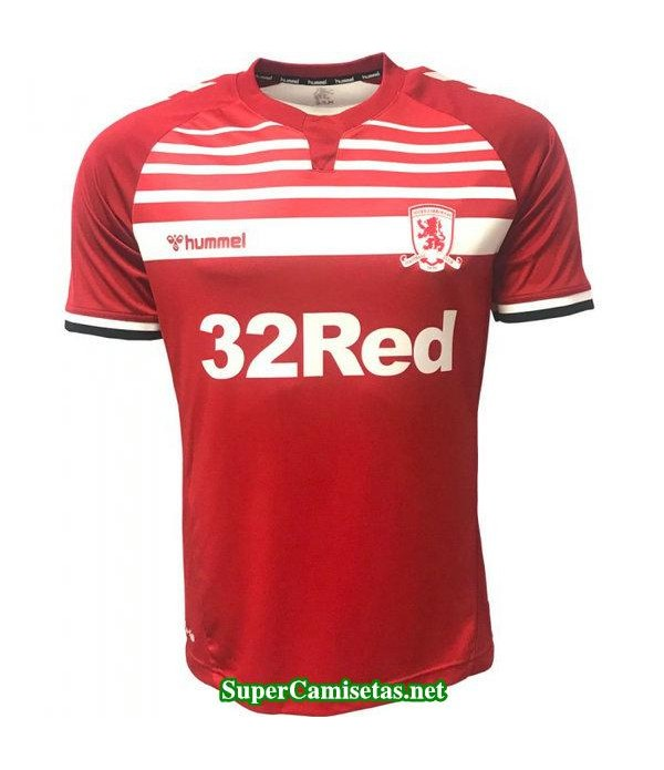 tailandia primera equipacion camiseta middlesbrough 2019/20