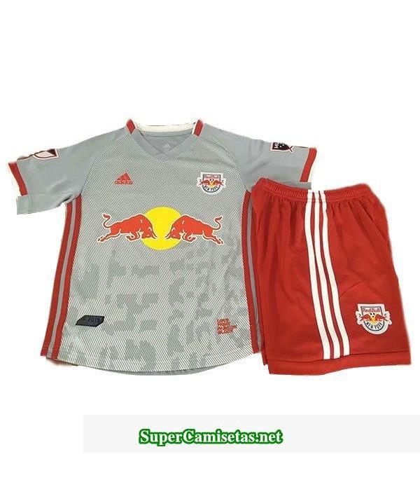primera equipacion camiseta red bulls ninos 2019/20