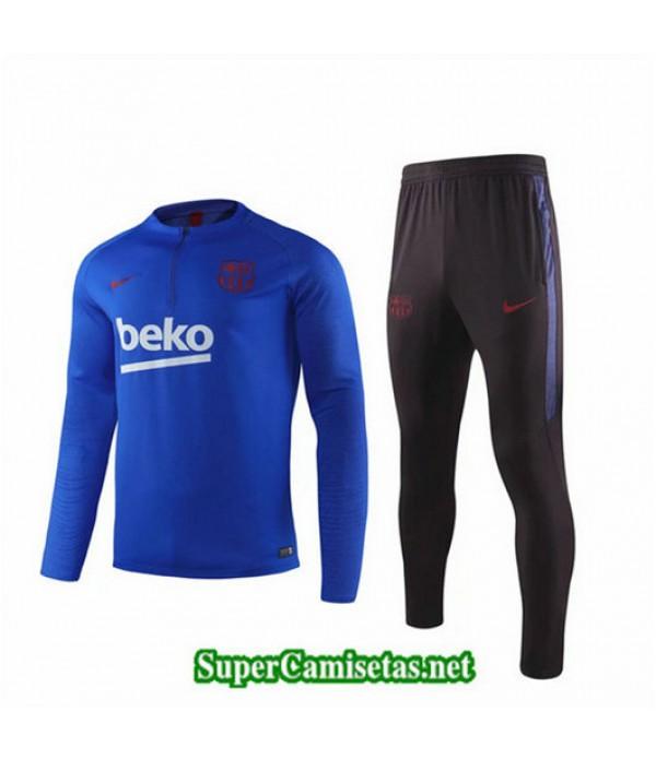 Chandal Barcelona BEKO Azul BEKO Azul Cuello redondo 2019/20