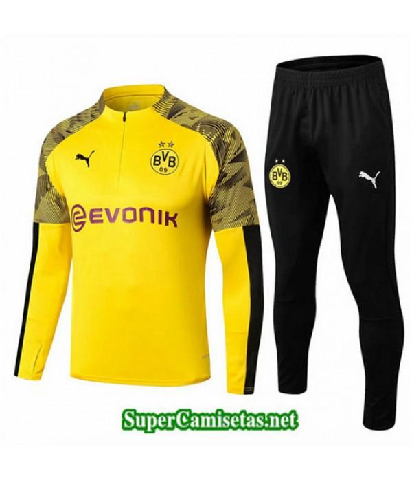 Chandal Borussia Dortmund BVB Amarillo Amarillo 2019/20