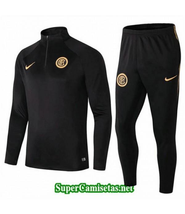 Chandal Inter Milan Negro Negro 2019/20