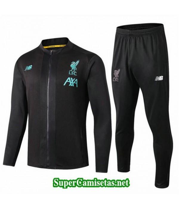 Chandal Liverpool L.F.C Chaqueta Negro Negro 2019/20