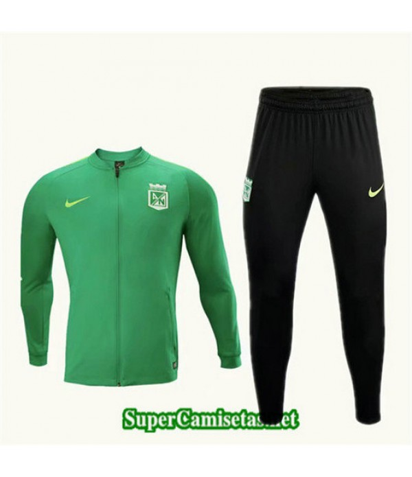 Chandal National Athletic Chaqueta Verde Verde 2019/20