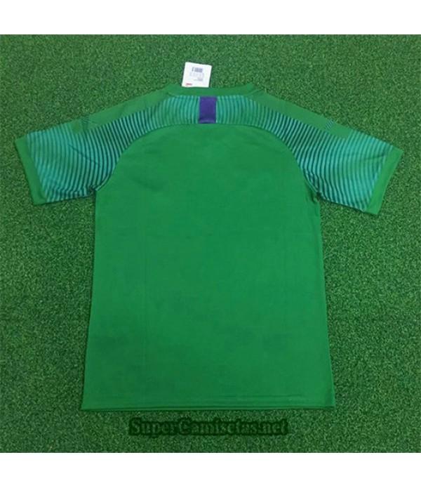 Equipacion Camiseta AC Milan Portero Verde 2019/20