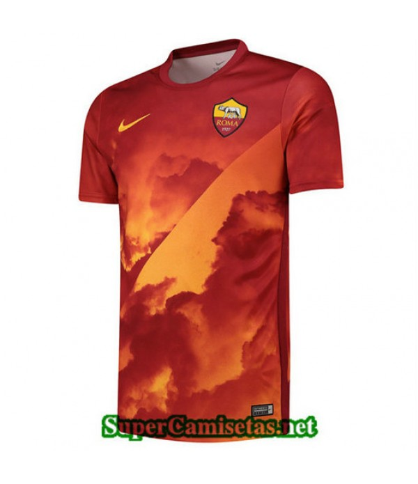 Equipacion Camiseta AS Roma Entrenamiento 2019/20