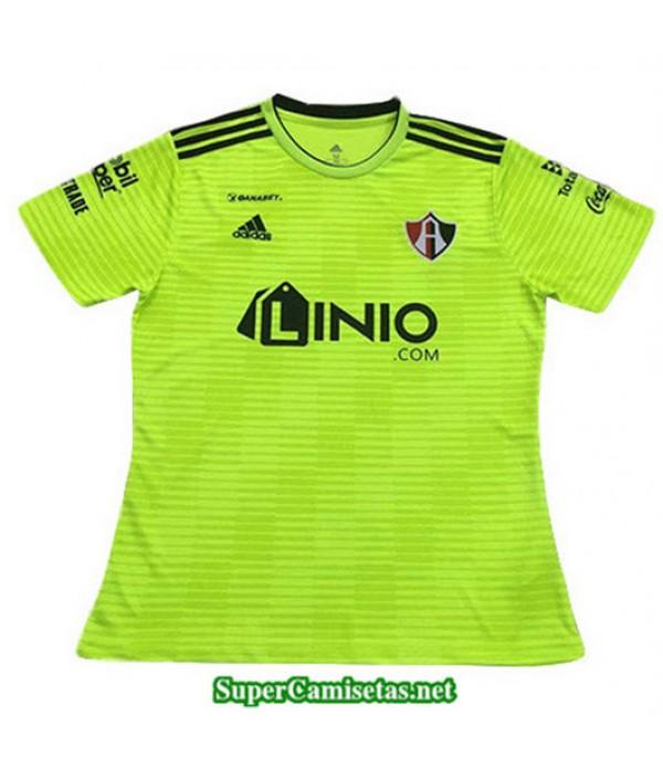 Equipacion Camiseta Atlas Verde 2019/20