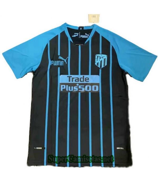 Equipacion Camiseta Atletico de Madrid Azul 2019/20