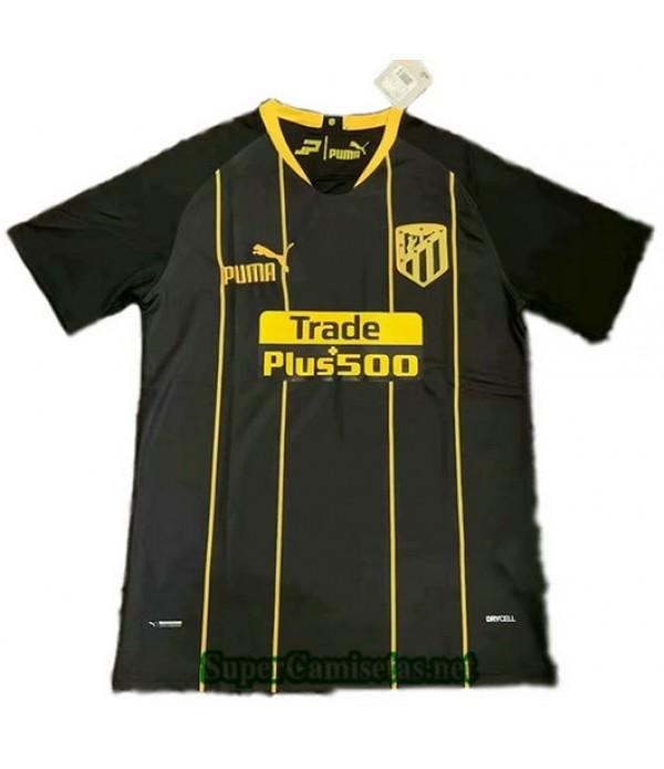 Equipacion Camiseta Atletico de Madrid Negro 2019/20