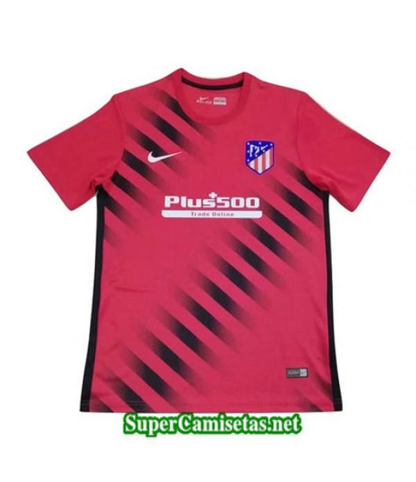 Equipacion Camiseta Atletico de Madrid Pré Match Rojo 2019/20