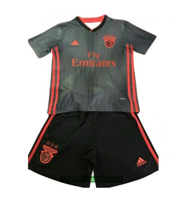 Equipacion Camiseta Benfica Ninos 2019/20