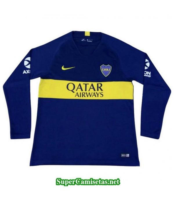Equipacion Camiseta Boca Juniors Manga Larga 2019/20