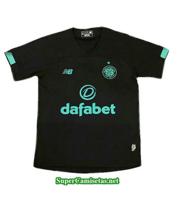 Equipacion Camiseta Celtic FC Portero Negro 2019/20