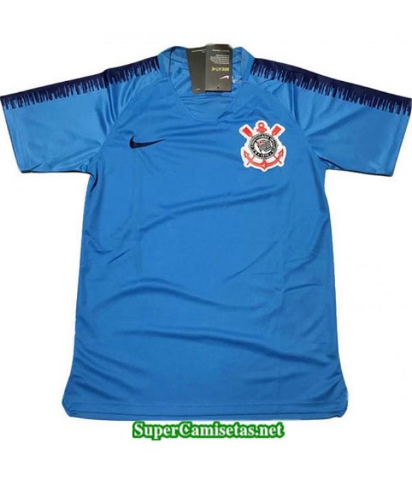 Equipacion Camiseta Corinthians Entrenamiento Azul 2019/20