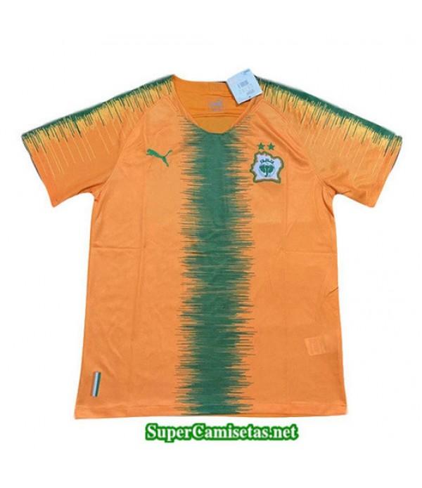 Equipacion Camiseta Costa de Marfil Entrenamiento 2019/20