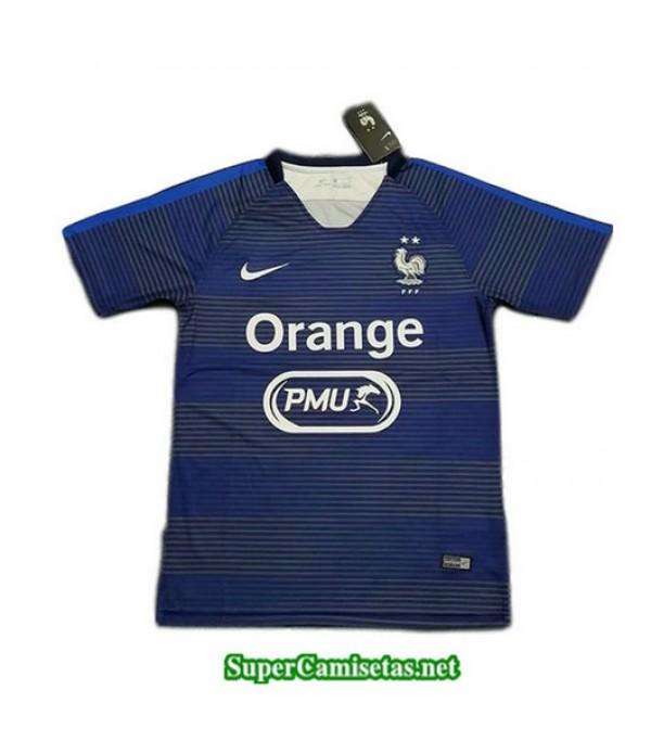 Equipacion Camiseta Francia Entrenamiento Azul Oscuro 2019/20