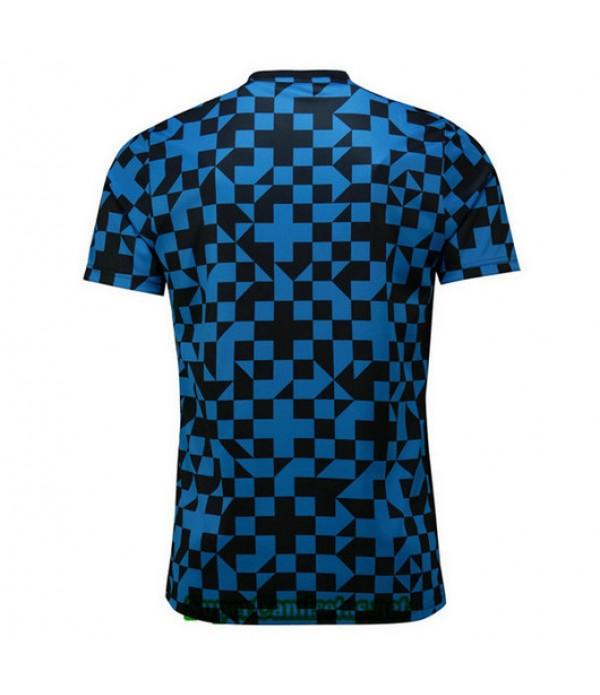 Equipacion Camiseta Inter Milan Pre Match Azul 2019/20