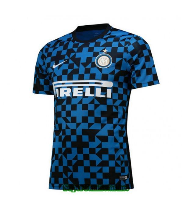 Equipacion Camiseta Inter Milan Pre Match Azul 201...