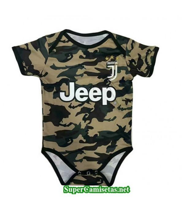 Equipacion Camiseta Juventus Bebé 2019/20