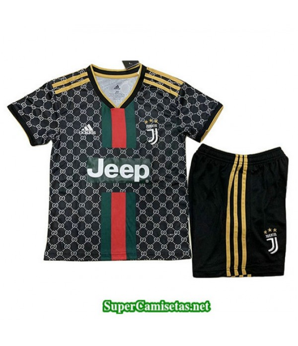 Equipacion Camiseta Juventus Ninos gucci edition 2...