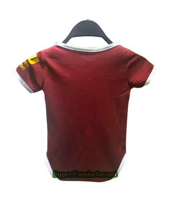 Equipacion Camiseta Liverpool Bebé 2019/20