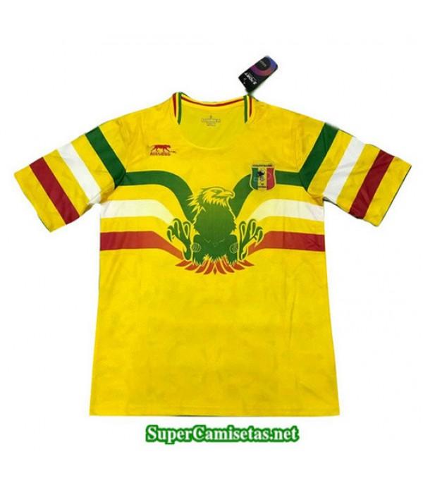 Equipacion Camiseta Mali Amarillo 2019/20