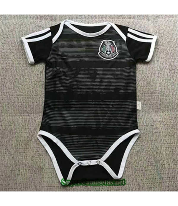 Equipacion Camiseta Mexico Bebé Negro 2019/20