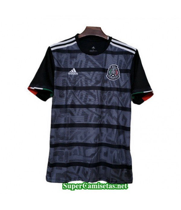 Equipacion Camiseta Mexico Negro 2019/20