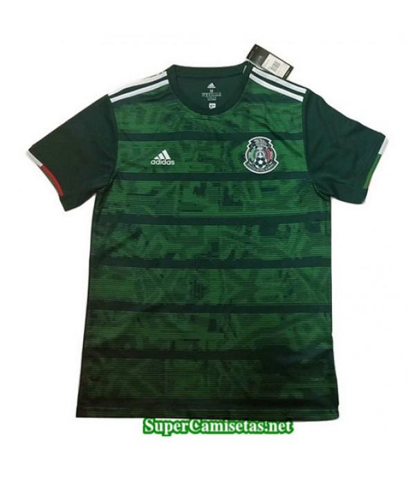 Equipacion Camiseta Mexico Verde 2019/20