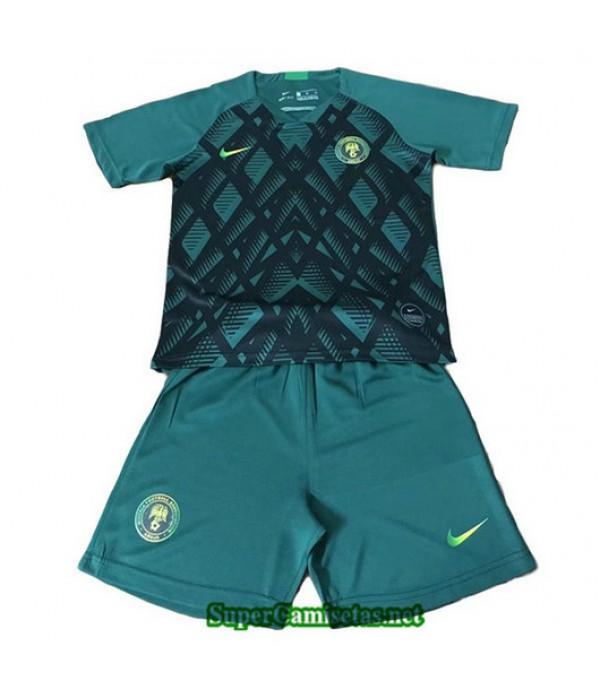 Equipacion Camiseta Nigeria Ninos 2019/20