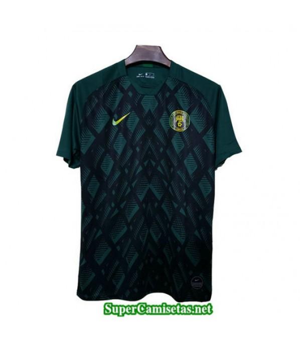 Equipacion Camiseta Nigeria fonce Azul 2019/20