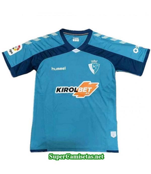 Equipacion Camiseta Osasuna Azul 2019/20
