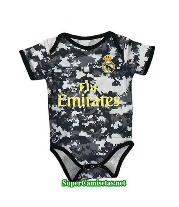 Equipacion Camiseta Real Madrid Bebé 2019/20