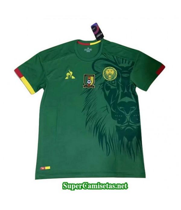 Fans Equipacion Camiseta Cameroon Verde 2019/20