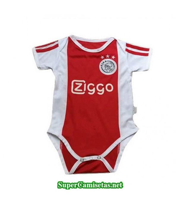 Primera Equipacion Camiseta Ajax Bebé 2019/20