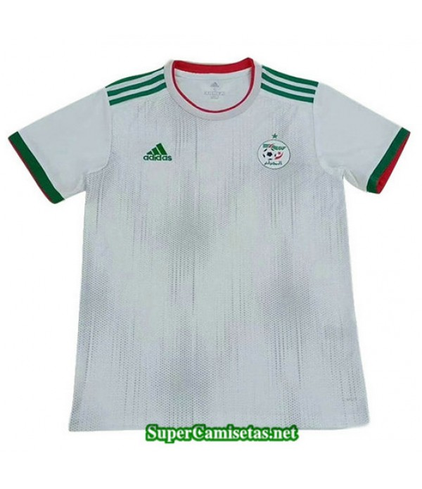 Primera Equipacion Camiseta Argelia Blanco 2019/20