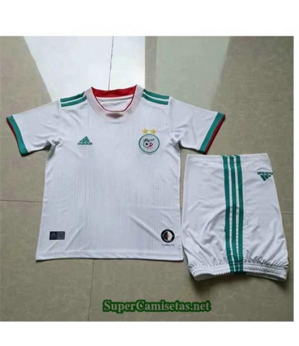 Primera Equipacion Camiseta Argelia Ninos 2 Estrellas 2019/20
