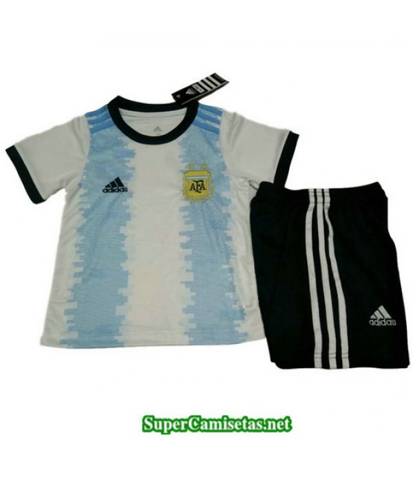 Primera Equipacion Camiseta Argentina Ninos 2019/2...
