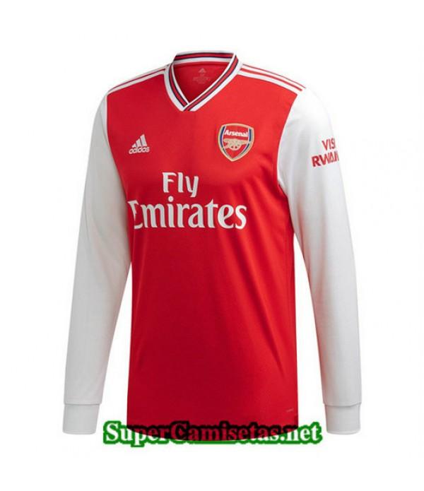 Primera Equipacion Camiseta Arsenal Manga Larga 2019/20