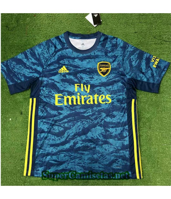 Primera Equipacion Camiseta Arsenal Portero 2019/20