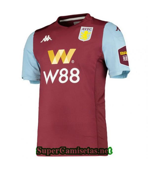 Primera Equipacion Camiseta Aston Villa 2019/20