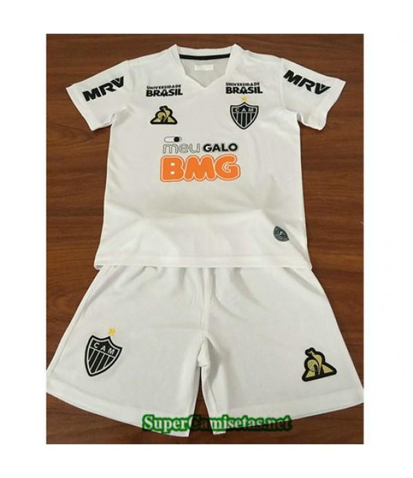 Primera Equipacion Camiseta Atletico Mineiro Ninos 2019/20